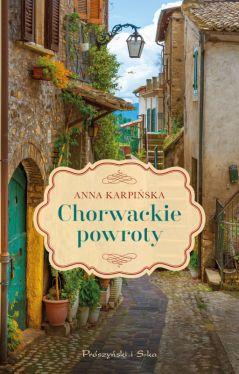 Okładka książki - Chorwackie powroty