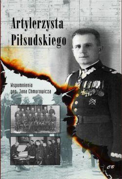 Okładka książki - Artylerzysta Piłsudskiego