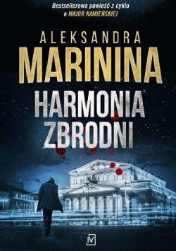 Okładka książki - Harmonia zbrodni