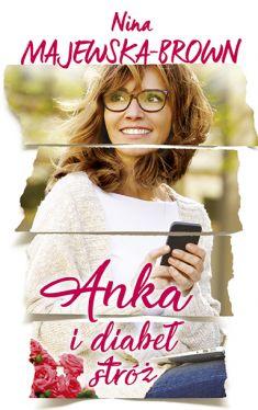Okładka książki - Anka i diabeł stróż