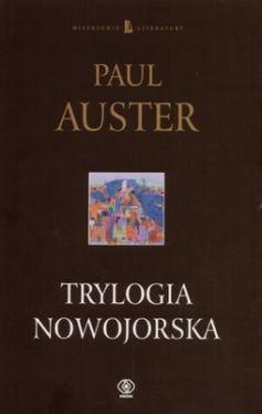 Okładka książki - Trylogia nowojorska