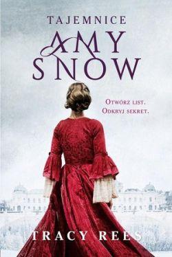Okładka książki - Tajemnice Amy Snow