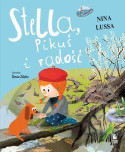 Okładka książki - Stella, Pikuś i radość