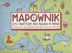 Okładka książki - Mapownik. czyli praktyczny kurs mazania po mapach