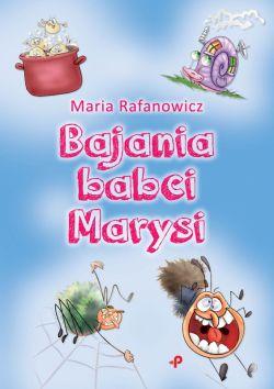 Okładka książki - Bajania babci Marysi