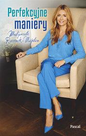 Okładka książki - Perfekcyjne maniery