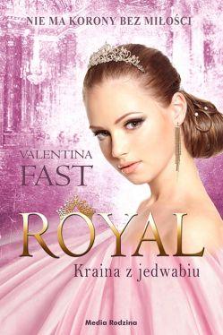 Okładka książki - Royal. Kraina z jedwabiu