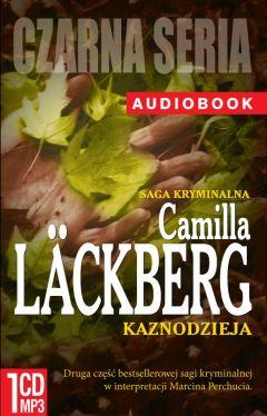 Okładka książki - Kaznodzieja. Audiobook