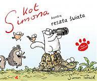 Okładka książki - Kot Simona kontra reszta świata