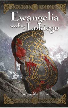 Okładka książki - Ewangelia według Lokiego