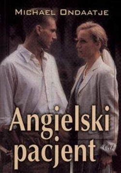 Okładka książki - Angielski pacjent
