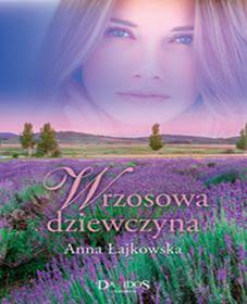 Okładka książki - Wrzosowa dziewczyna