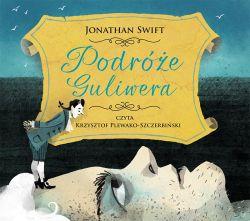 Okładka książki - Podróże Guliwera. Audiobook