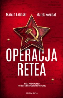 Okładka książki - Operacja Retea