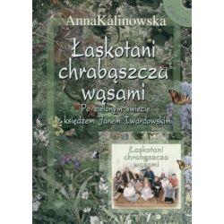 Okładka książki - Łaskotani chrabąszcza wąsami