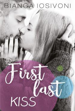 Okładka książki - First Last Kiss