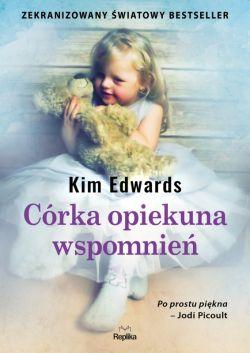 Okładka książki - Córka opiekuna wspomnień