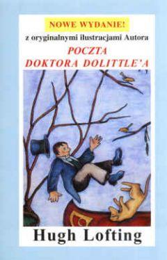 Okładka książki - Poczta Doktora Dollittle'a