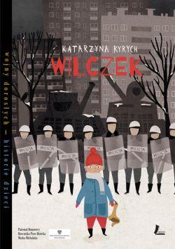 Okładka książki - Wilczek