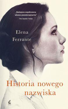 Okładka książki - Historia nowego nazwiska