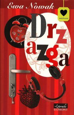 Okładka książki - Drzazga