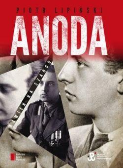 Okładka książki - Anoda