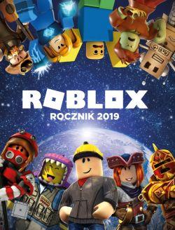 Okładka książki - Roblox. Rocznik 2019