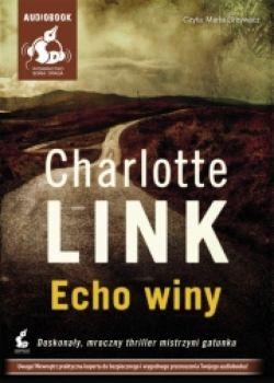 Okładka książki - Echo winy