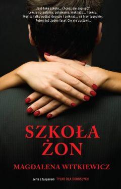 Okładka książki - Szkoła żon