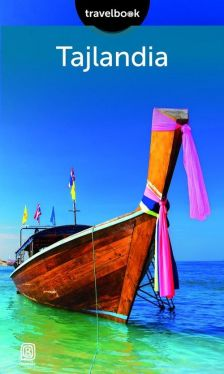 Okładka książki - Tajlandia Travelbook
