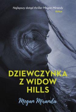Okładka książki - Dziewczynka z Widow Hills