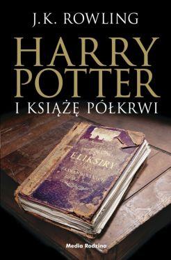 Okładka książki - Harry Potter i Książę Półkrwi