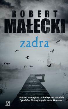 Okładka książki - Zadra