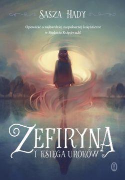 Okładka książki - Zefiryna i księga uroków