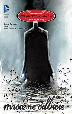 Okładka książki - Batman  Mroczne odbicie