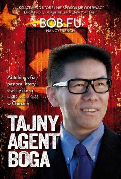 Okładka książki - Tajny agent Boga