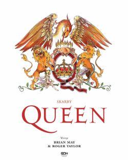 Okładka książki - Skarby Queen