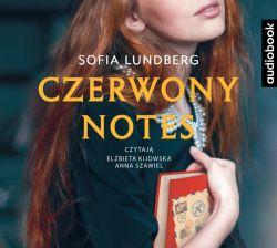 Okładka książki - Czerwony notes. Audiobook