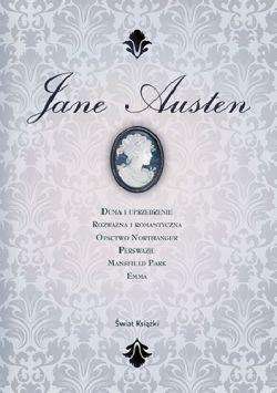 Okładka książki - Jane Austen. Dzieła zebrane