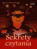 Okładka książki - Sekrety czytania