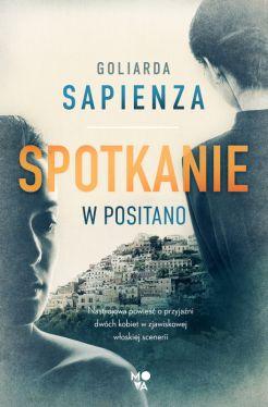 Okładka książki - Spotkanie w Positano