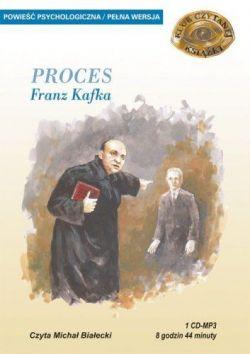 Okładka książki - Proces. Audiobook