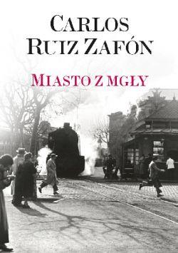 Okładka książki - Miasto z mgły