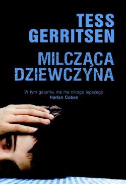 Okładka książki - Milcząca dziewczyna