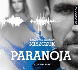 Okładka książki - Paranoja. Audiobook