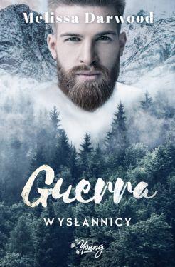 Okładka książki - Wysłannicy (tom 2). Guerra