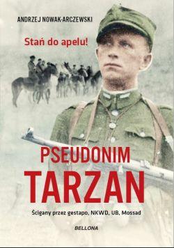 Okładka książki - Pseudonim Tarzan