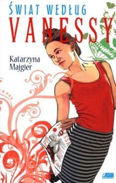 Okładka książki - Świat według Vanessy