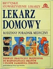Okładka książki - Lekarz domowy. Rodzinny poradnik medyczny
