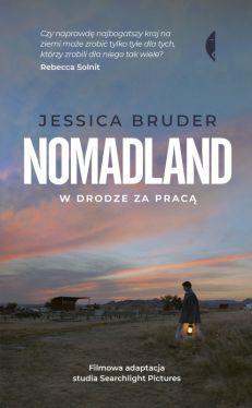 Okładka książki - Nomadland. W drodze za pracą